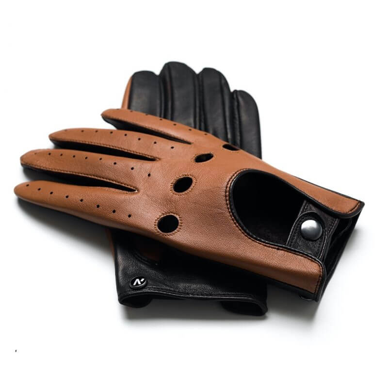 Camel men's gloves perfect for driving