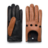 Camel gloves perfect for driving