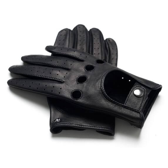 Fashionable driving gloves for men