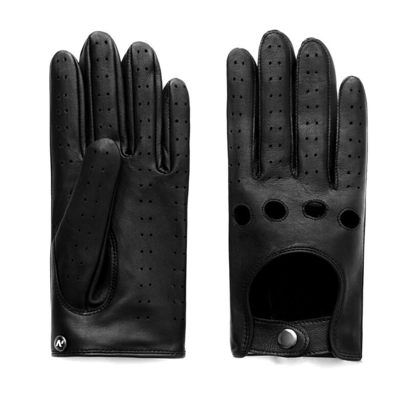Fashionable men's driving gloves