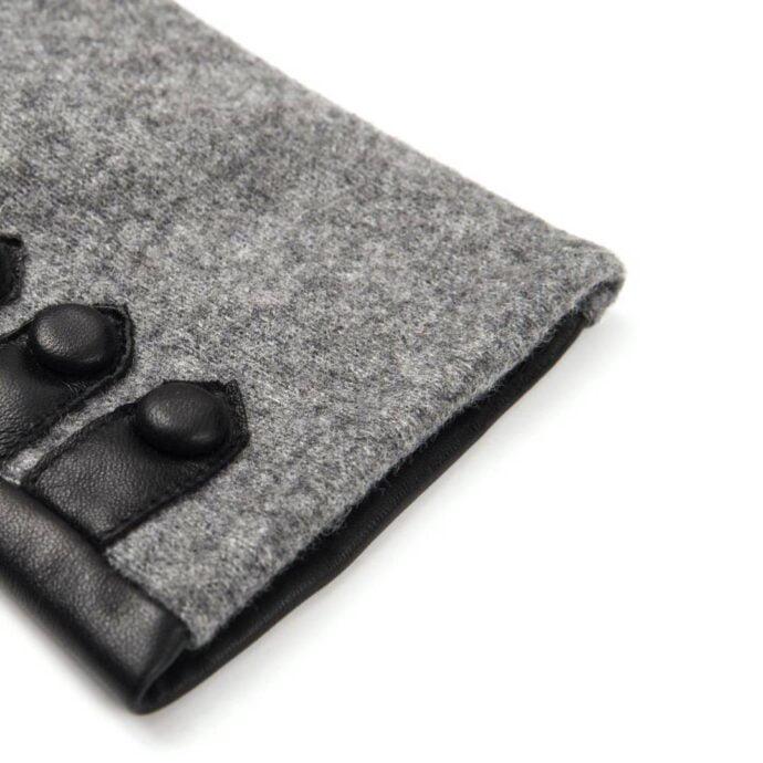 Grey napoFELT details
