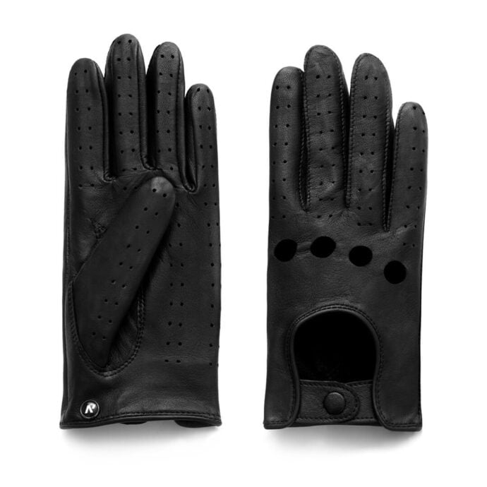 Fashionable driving gloves