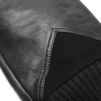 Black napoSPORT details