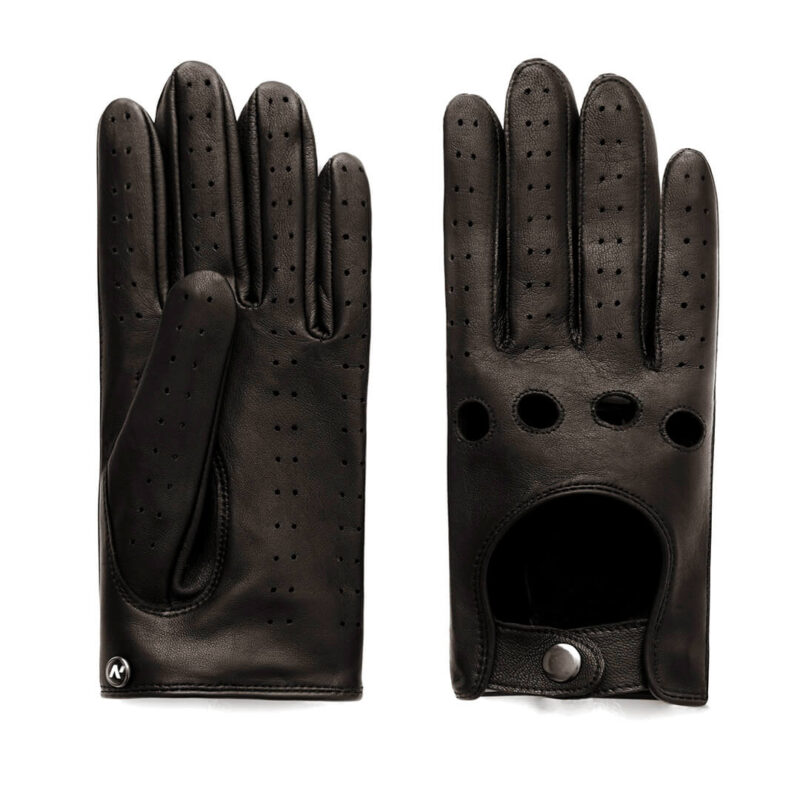 Brown gloves for drivers