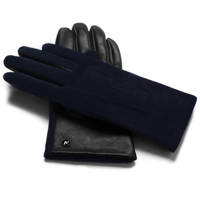 Dark blue napoROSE for her