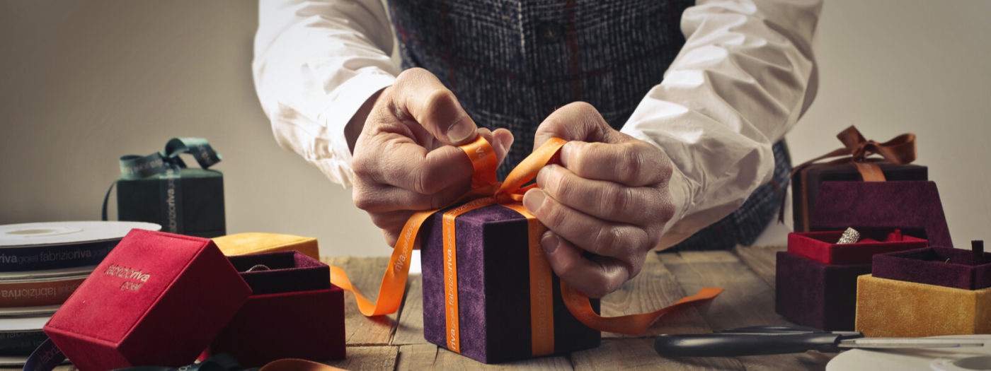 Time for a gift