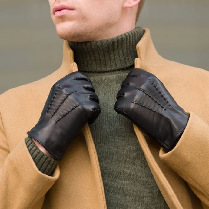 Winter gloves for him