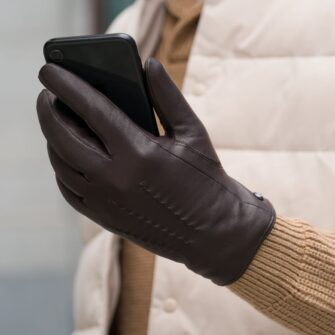 Make a call without taking your gloves off