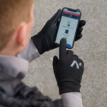 Use your mobile phone with your napo gloves on