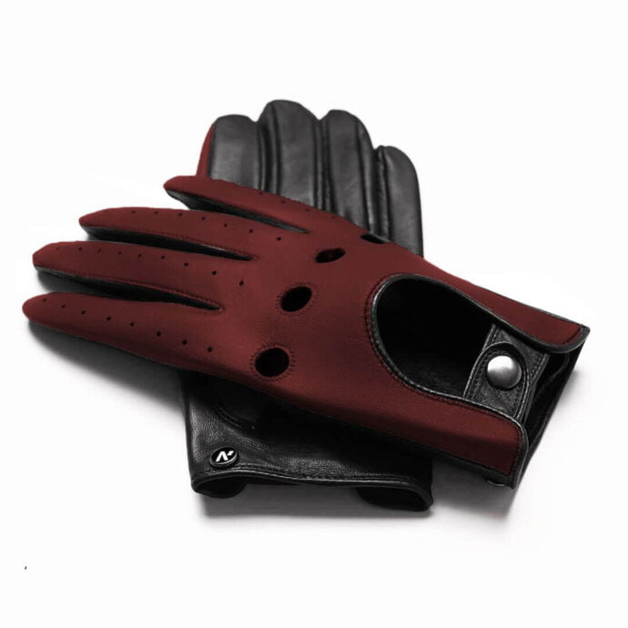 Stylish driving gloves for him