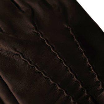 Men's gloves details
